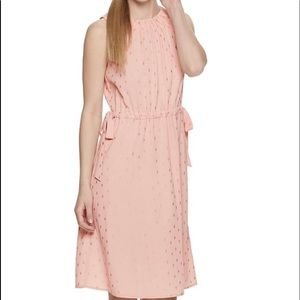 Juicy Couture cinched halter dress